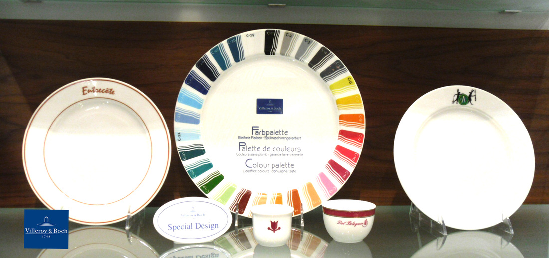 Villeroy u0026 Boch Creating Special Dinnerware Designs for Hospitality Tabletops for Over 250 Years & Villeroy u0026 Boch: Creating Special Dinnerware Designs for Hospitality ...