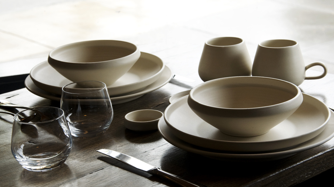 Jeredu0027s Pottery Makes Top Northern California Restaurants Handmade Locally Sourced Dinnerware & Jeredu0027s Pottery Makes Top Northern California Restaurants Handmade ...