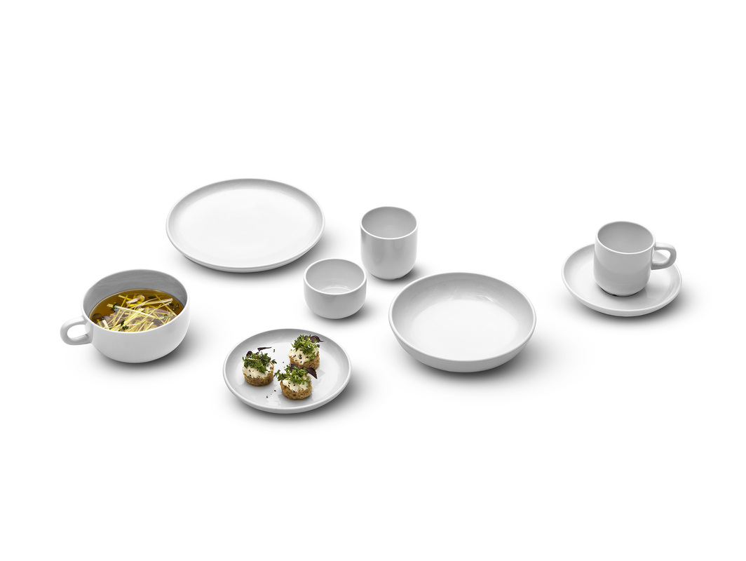 Figgjo Porcelains New Base Dinnerware Collection Relaxed And Chef