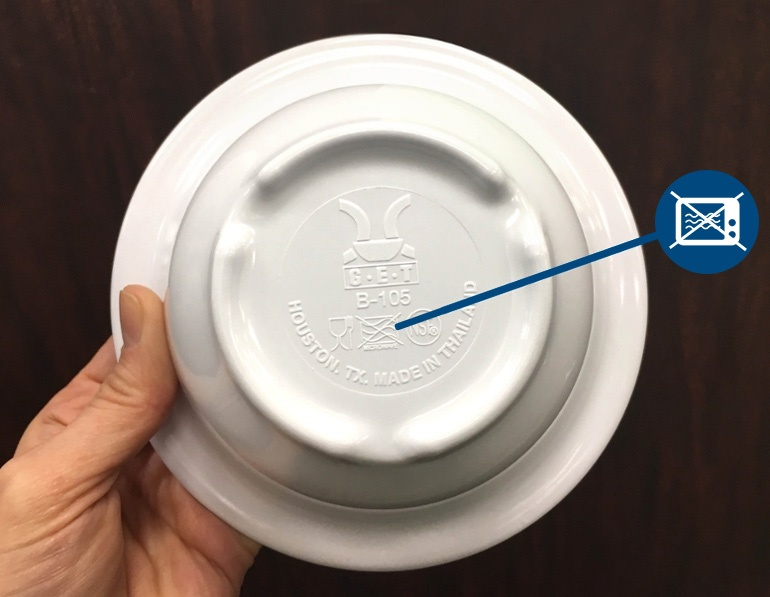 G.E.T. Talks Melamine: Why It's Not Microwave-Safe and