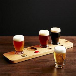 The politics of free glassware tabletopjournal for Craft brew beer tasting glasses